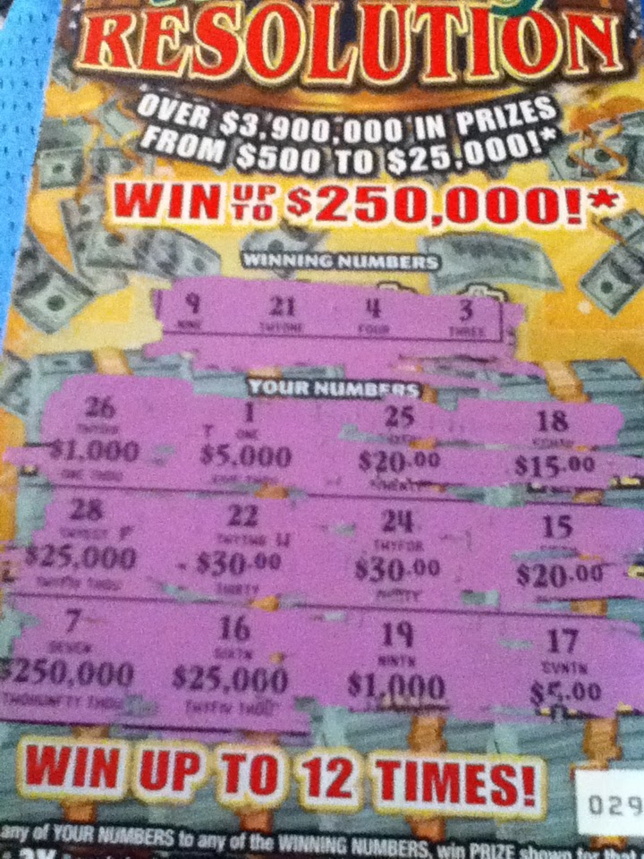 dc lottery scratch off codes